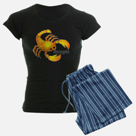 Whimsical Scorpio Pajamas