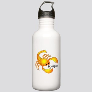 Whimsical Scorpio Stainless Water Bottle 1.0L