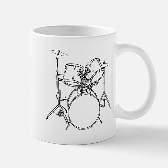 Drum Set Mug