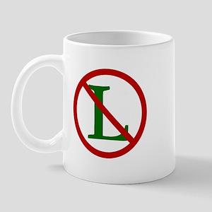 NOEL (NO L Sign) Mug