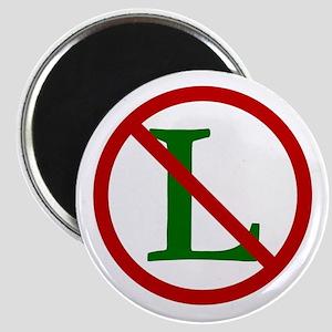 NOEL (NO L Sign) Magnet