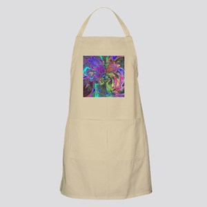 Glowing Burst of Color Apron
