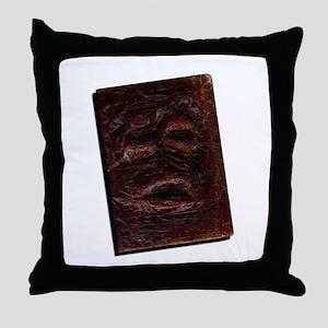 Malenomicon Throw Pillow