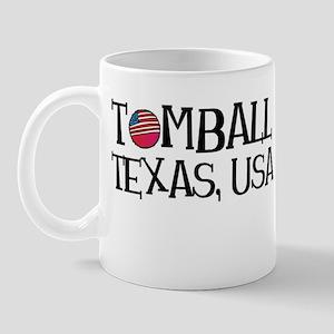 Tomball - Patriotic Mug