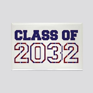 Class of 2032 Rectangle Magnet
