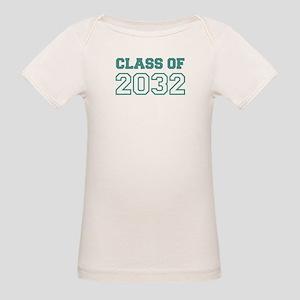 Class of 2032 Organic Baby T-Shirt