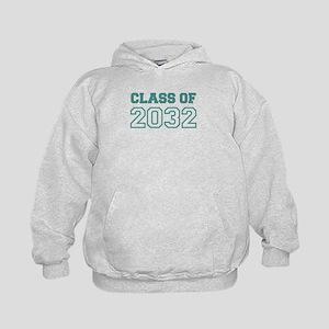 Class of 2032 Kids Hoodie