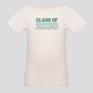 Class of 2030 Organic Baby T-Shirt