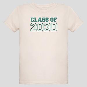 Class of 2030 Organic Kids T-Shirt