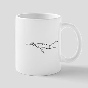 Swimmer Mug
