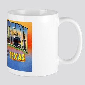 Galveston Texas Greetings Mug