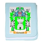 Carbonell baby blanket