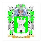 Carbonell Square Car Magnet 3