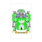 Carbonell Sticker (Rectangle)