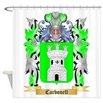 Carbonell Shower Curtain