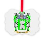 Carbonell Picture Ornament