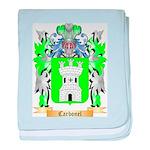 Carbonel baby blanket