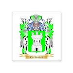 Carboneau Square Sticker 3