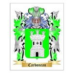 Carboneau Small Poster