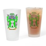 Carboneau Drinking Glass