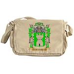 Carbone Messenger Bag