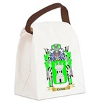 Carbone Canvas Lunch Bag
