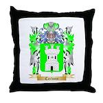 Carbone Throw Pillow