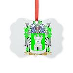 Carbone Picture Ornament