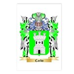 Carbo Postcards (Package of 8)