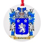 Carberry Round Ornament