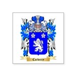 Carberry Square Sticker 3