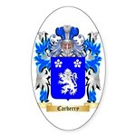 Carberry Sticker (Oval 50 pk)