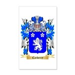 Carberry 20x12 Wall Decal