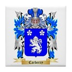 Carberry Tile Coaster