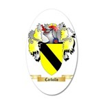 Carballo 35x21 Oval Wall Decal