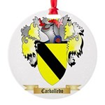 Carballedo Round Ornament