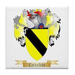 Carballedo Tile Coaster