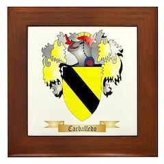 Carballedo Framed Tile