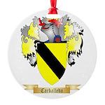 Carballeda Round Ornament