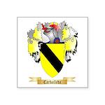 Carballeda Square Sticker 3