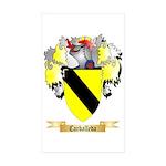 Carballeda Sticker (Rectangle 50 pk)
