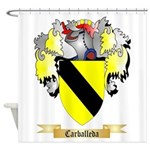 Carballeda Shower Curtain