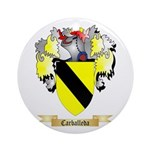 Carballeda Ornament (Round)