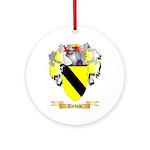 Carbajo Ornament (Round)