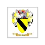 Carbajal Square Sticker 3
