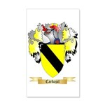 Carbajal 35x21 Wall Decal