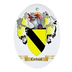 Carbajal Ornament (Oval)