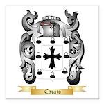 Carazo Square Car Magnet 3