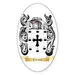 Carazo Sticker (Oval)