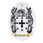 Carazo Ornament (Oval)